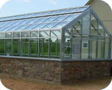 I-Beam Greenhouse