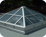 Curb Mount Skylights