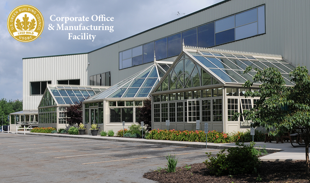 Solar Innovations Inc's Corporate Office and Manufacturing Facility