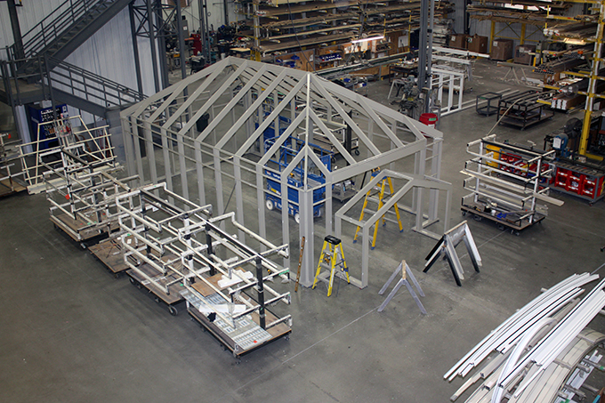Structural Fabrication Image