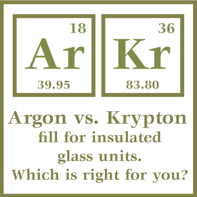 Argon vs Krypton