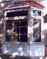 Garden Window with Grids by Solar Innovations, Inc.