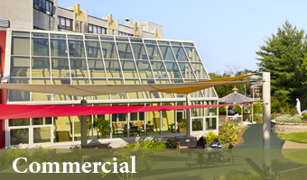 Commercial Greenhouses by Solar Innovations