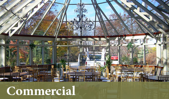 Commerical Conservatories
