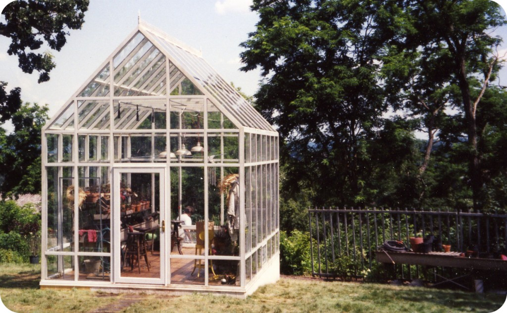 Here On Earth | Hobby Greenhouse