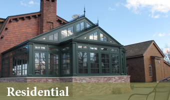 Residential Greenhouse by Solar Innovations