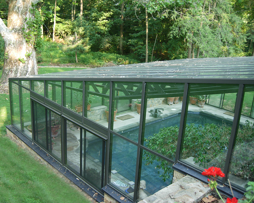Residential Pool and Spa Enclosure