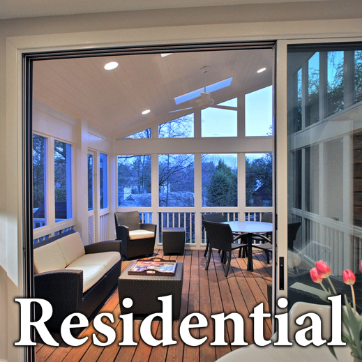Residential Sliding Glass Doors by Solar Innovations