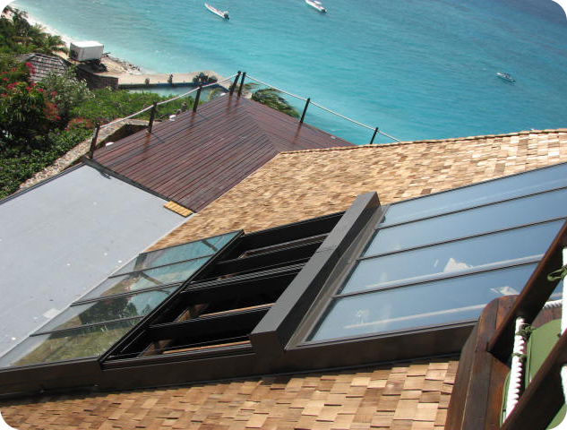 Retractable Roofs by Solar Innovations