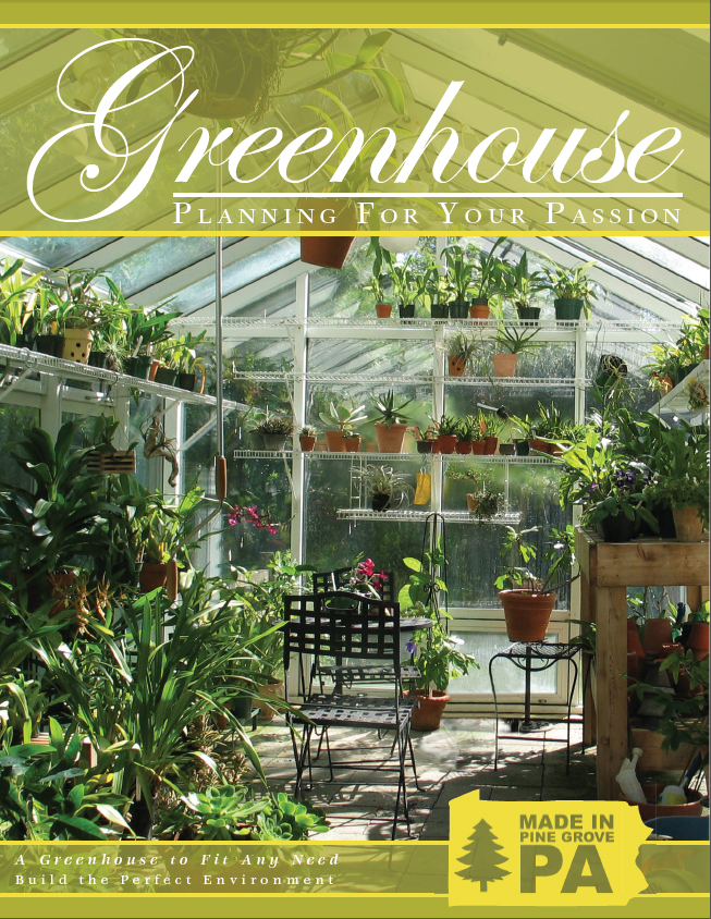 Short Greenhouse Brochure