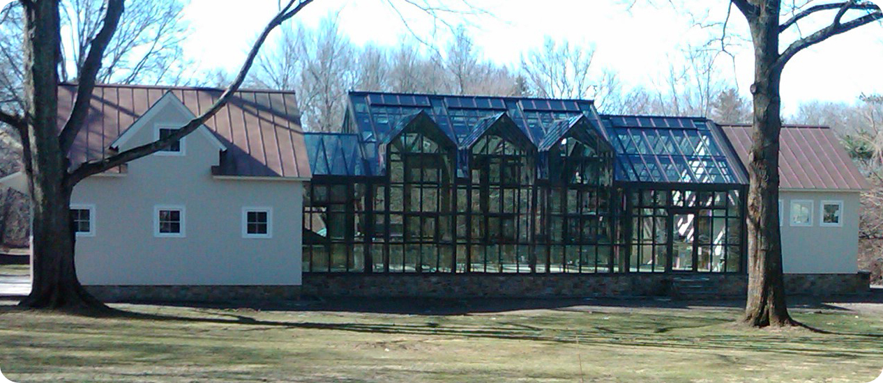 Tree Barn Greenhouse