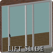 Lift Slide Windows