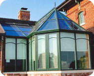 Irregular or Custom Sunrooms