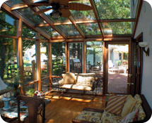 Double Pitch Sunrooms