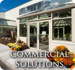 Commercial Terrace Doors and French Doors