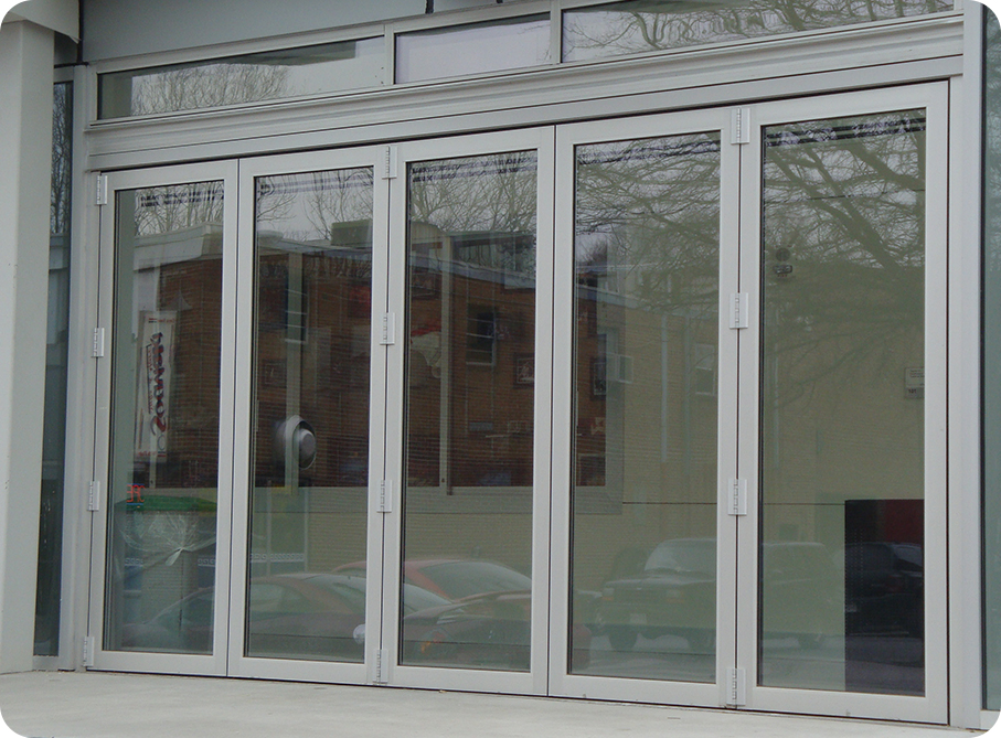 Commercial Exterior Sliding Glass Doors 907 x 669
