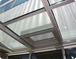 Solar Innovations, Inc. In system skylight