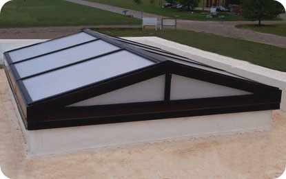 Polycarbonate Skylight