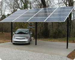 Solar Canopies by Solar Innovations, Inc.
