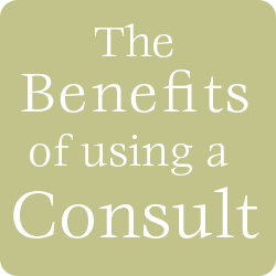 Benefits of Using a Consultant