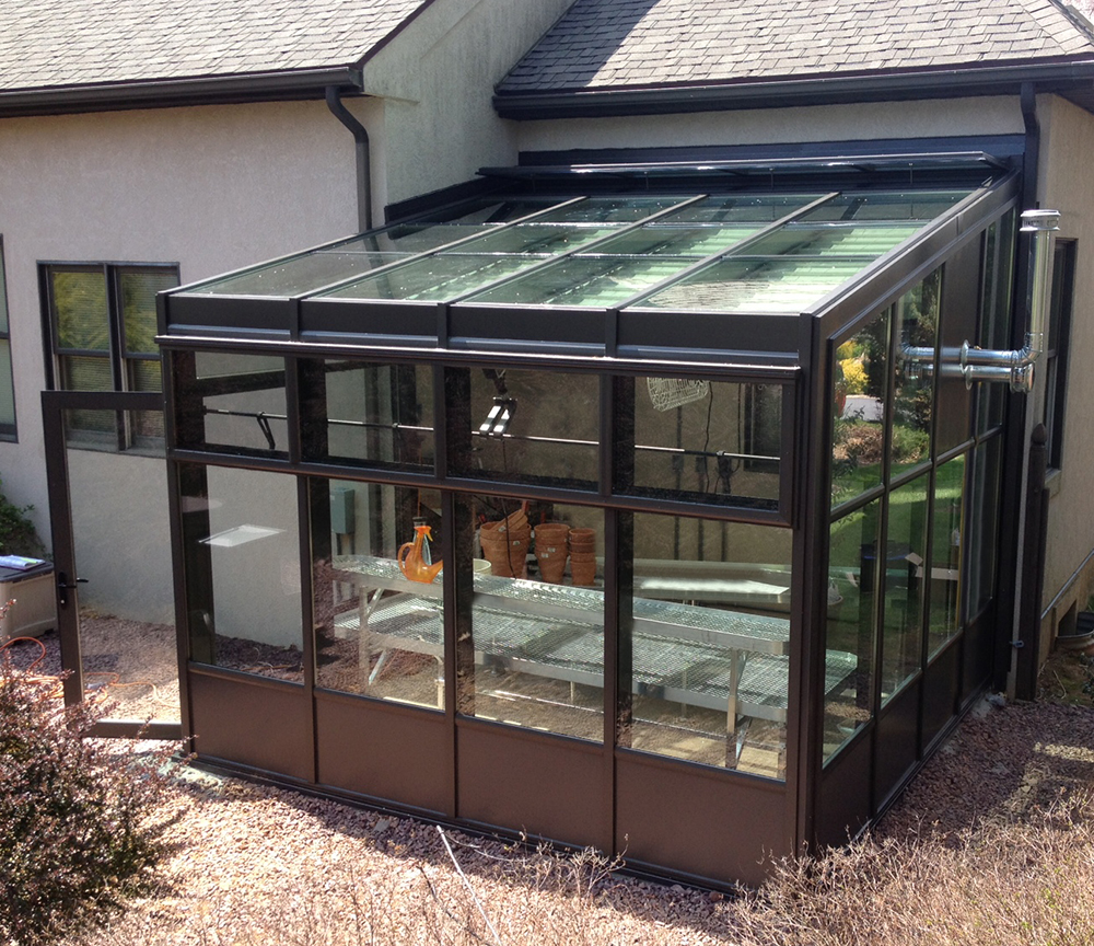 Turtle Greenhouse