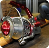 IRT Fishing Reels by Solar Innovations