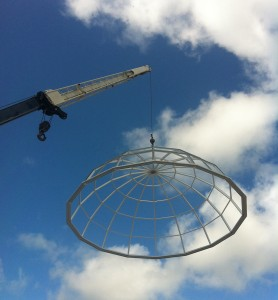 Crane Dome Skylights
