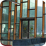 Wood Curtain Wall Icon